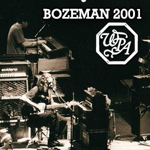 Bozeman 2001