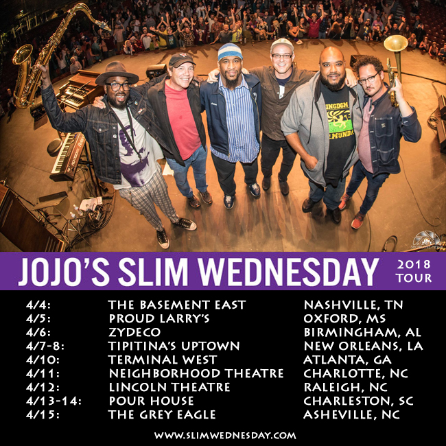 Slim Wednesday 2018 Tour