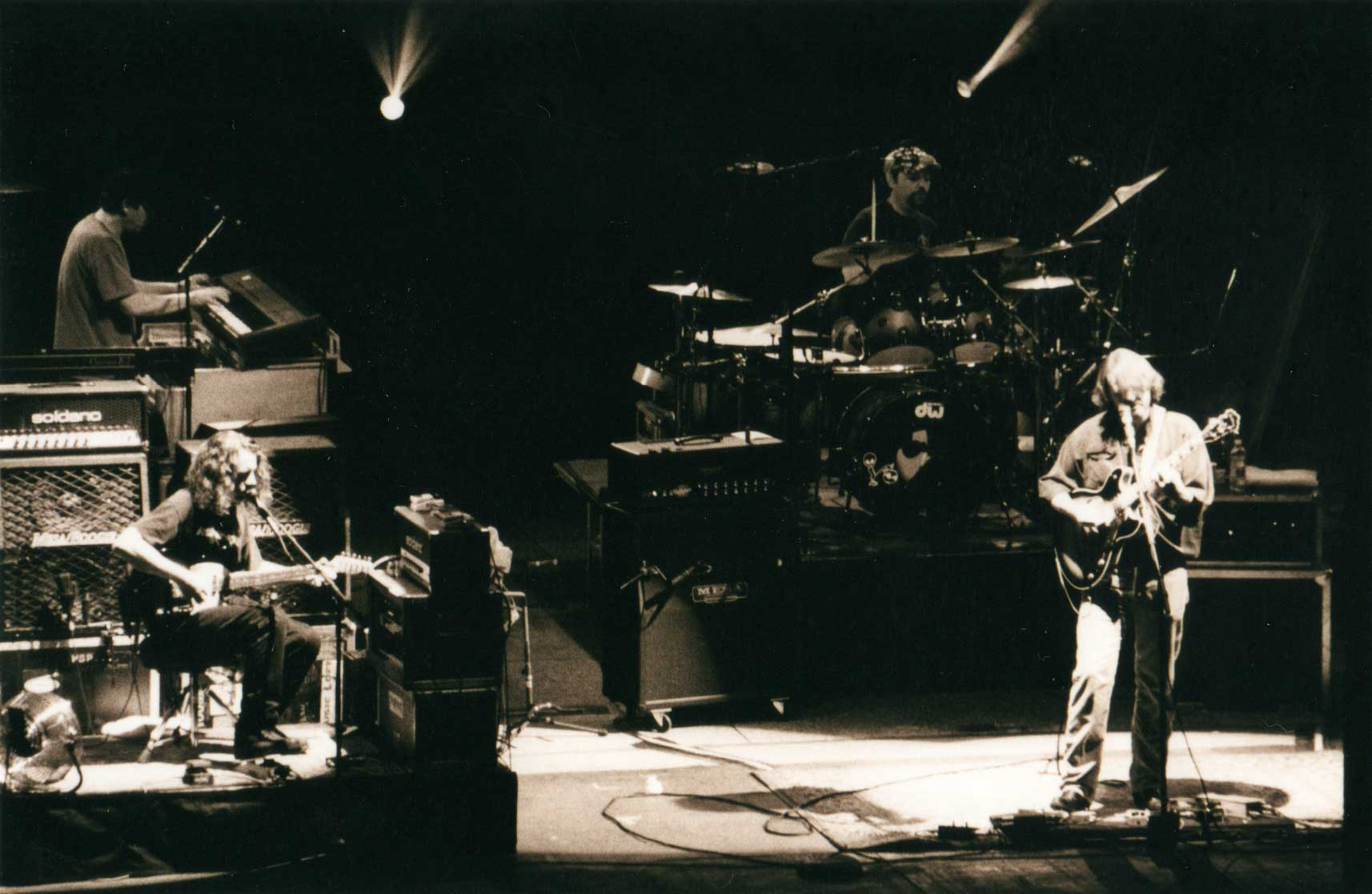 Widespread Panic - 2001