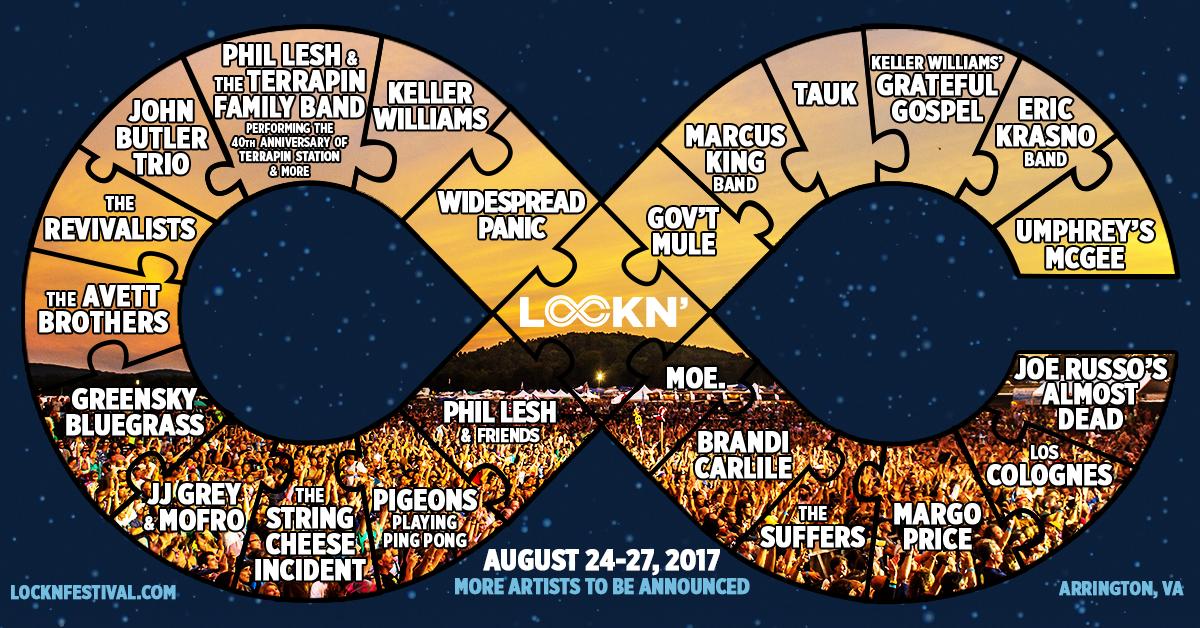 LOCKN' 2017