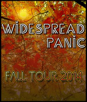Fall Tour 2014