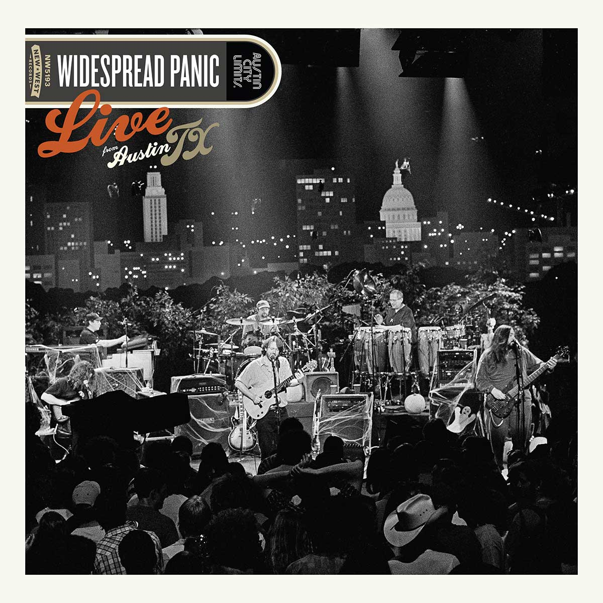 WIDESPREAD PANIC - LIVE FROM AUSTIN, TX