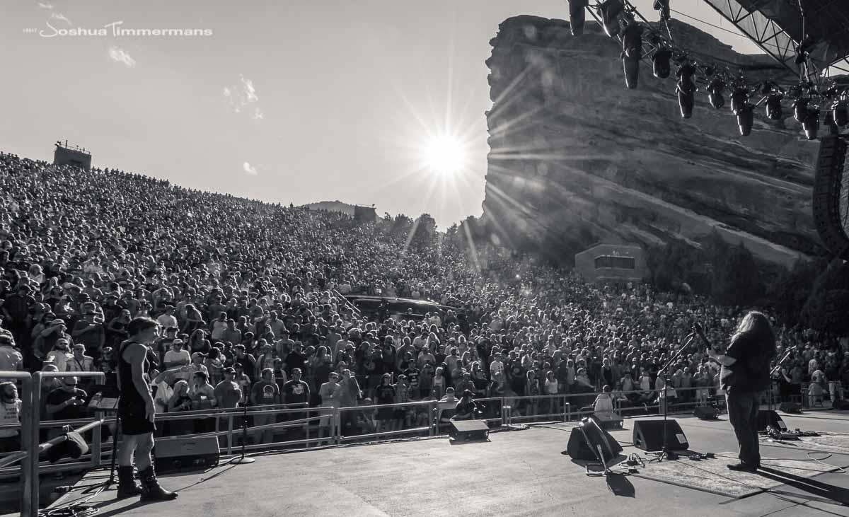 Red Rocks 2017