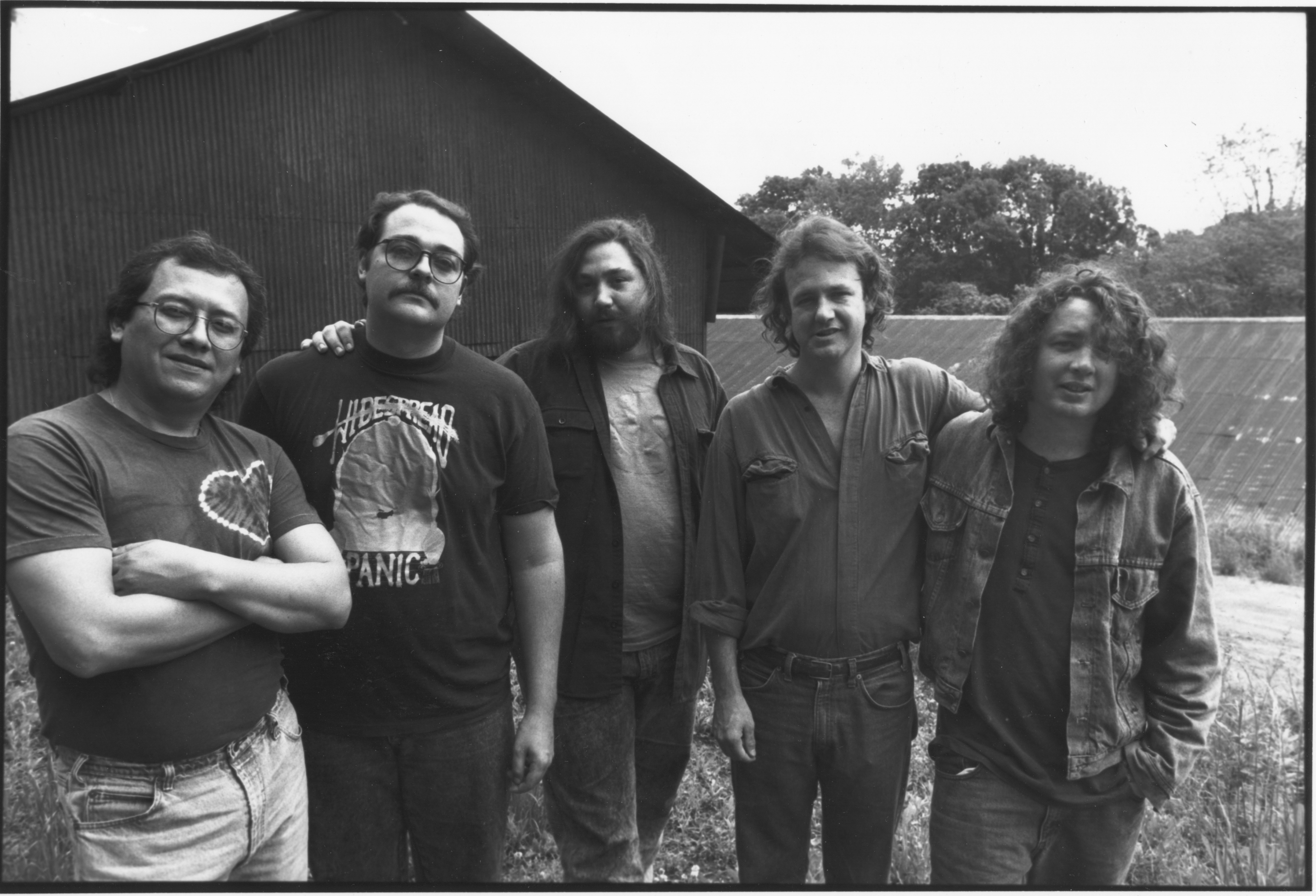 Widespread Panic 1991