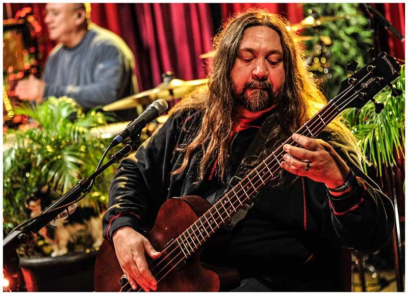 Dave at TRI Studios - 2014