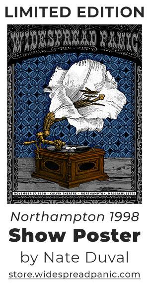 Northampton 98 Poster
