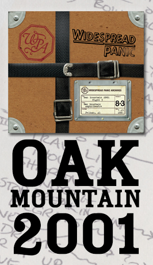 Oak Mountain 2001