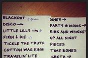 St Louis 4/10/13 Setlist