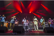 Widespread Panic and The Dirty Dozen Brass Band