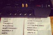 6/7/14 Setlist