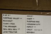 6/28/2013 Setlist