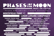 Phases of the Moon Fest Initial Line-up