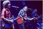 John Fogerty, JB, and Dave