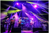 Widespread Panic and Dirty Dozen Brass Band